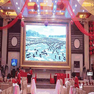 Indoor p2.5 Led Screen